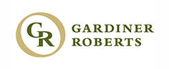 Gardiner roberts logo