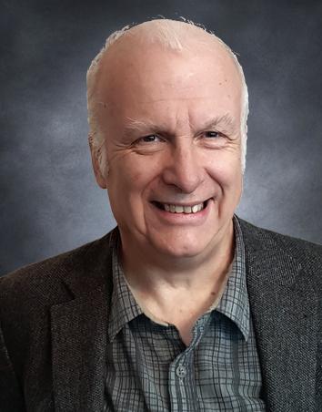 David Chapman Profile Pic